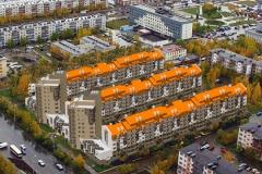 Реконструкция комплекса жилых домов по ул. Энтузиастов г. Сургут