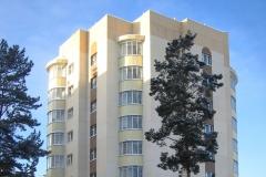 Многоэтажный жилой дом г. Трехгорный