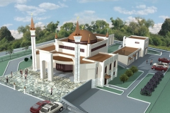 """Мечеть """"Махалля"""" г. Сатка"""