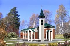 Мечеть г. Златоуст