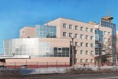 Административное здание Инспекции МНС РФ г. Златоуст