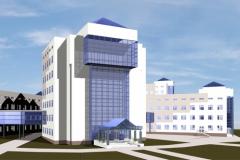 Больничный комплекс г. Златоуст