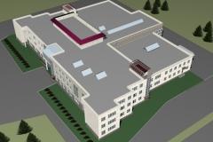 Общеобразовательная школа на 550 мест г. Верхняя Салда