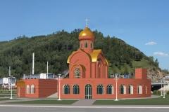 Храм Александра Невского г. Златоуст