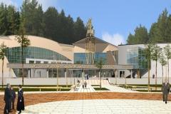 Культурно-досуговый центр п. Нижнесортымский Сургутский район