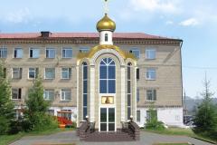 Часовня Равноапостольного князя Владимира г. Златоуст