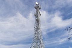 Башня сотовой связи с. Париж Челябинская область
