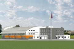 Физкультурно-оздоровительный комплекс г. Нязепетровск